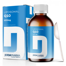 Liposomale Co-Enzym Q10 puur - Mens 100 mg