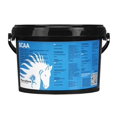BCAA Muscle Build paard 1000 gr.