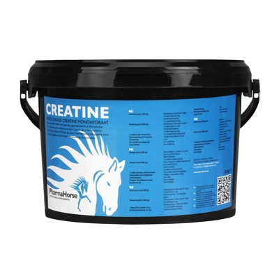 Creatine Muscle Build paard thumbnail